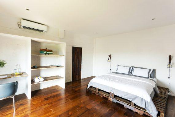Делюкс / двуспальная кровать